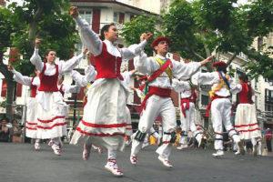 art de vivre danse basque