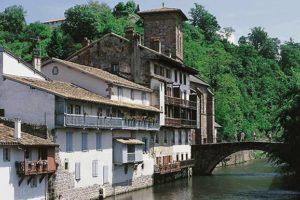 saint jean pied de port pays basque