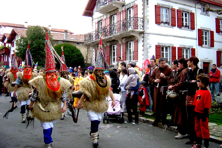 carnaval saint jean de luz
