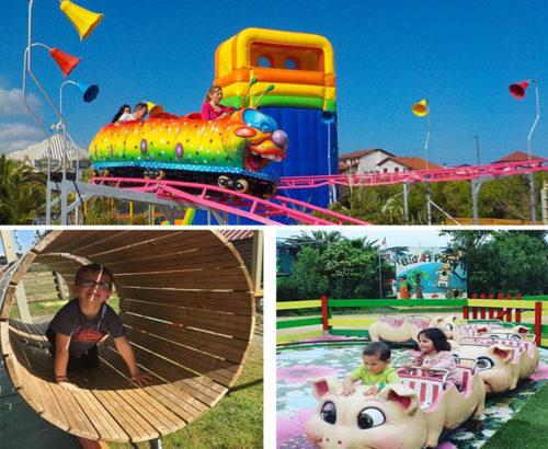 bidaparc-parc d'attractions-chenille-bidart