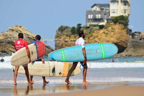 mondiaux longboard biarritz