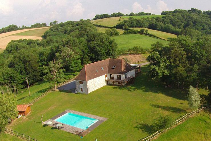 Maison Azkena-maison d'hôtes-pays basque