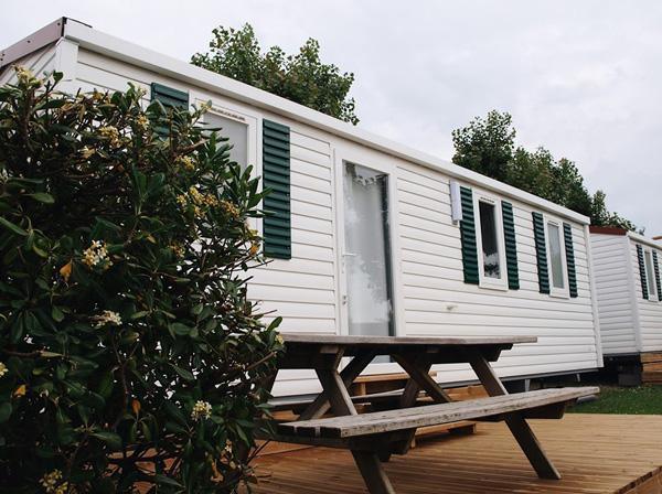 camping des 2 jumeaux-mobil home