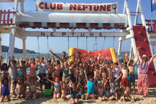 club de plage Neptune-Hendaye