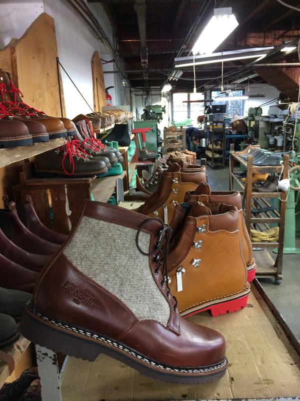 Le Soulor-chaussures-atelier