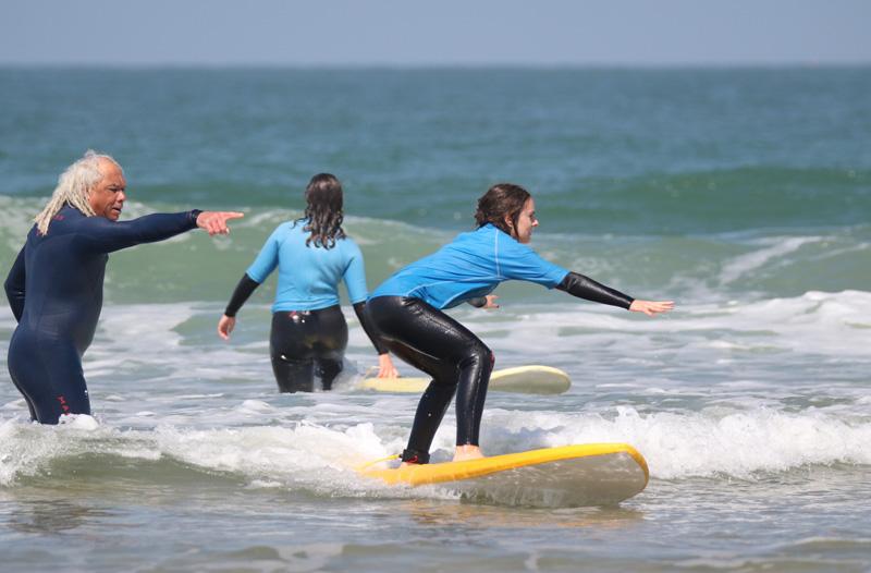 Anglet Spirit Surf-dream team-cours