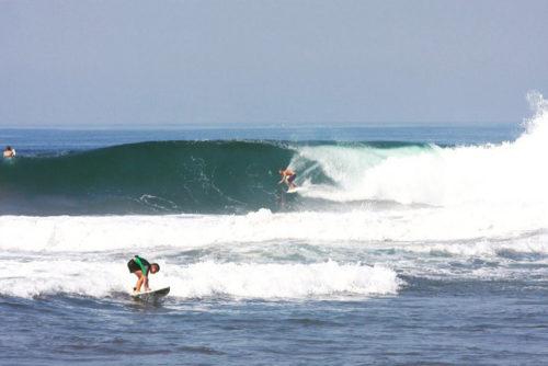 Txingudi-école surf-Hendaye