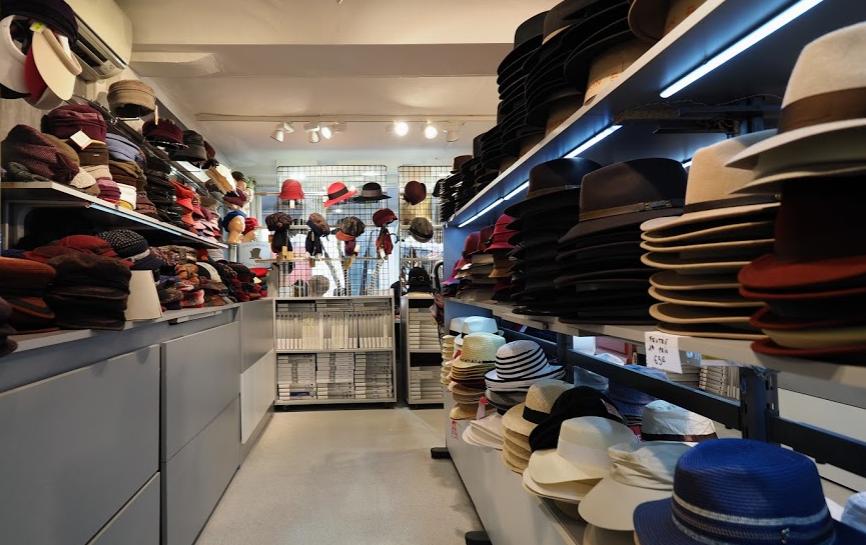 La Chapellerie-st jean de luz-choix de chapeaux