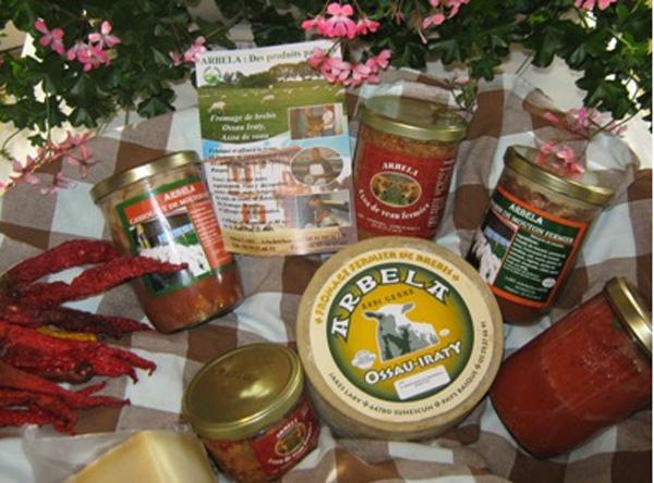 ferme Etchemendigaraya-produits fermiers