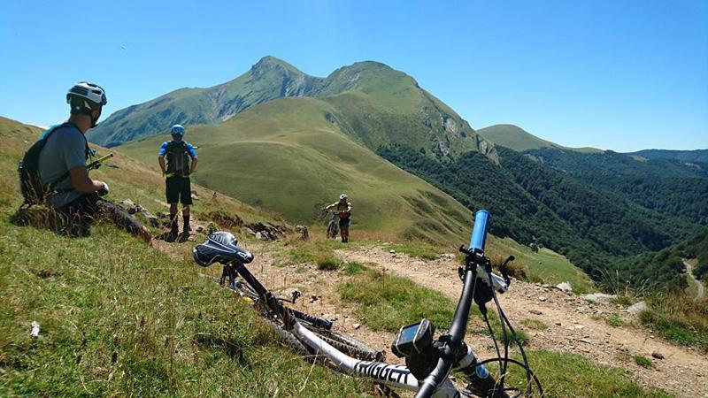 vélo-pistes-d'iraty-chalets-d'Iraty