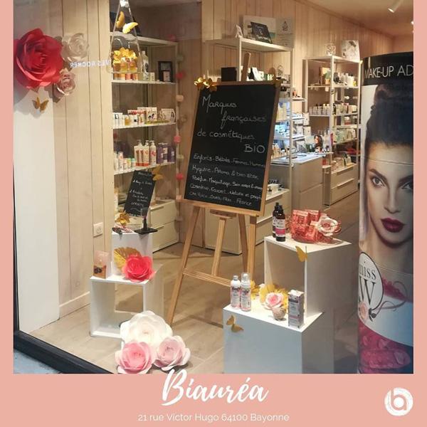 Biauréa-cosmétiques Bio français-Bayonne