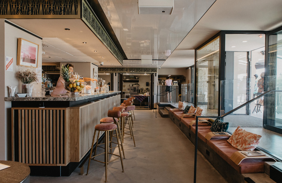 La Grande-Biarritz-intérieur du Foodcourt