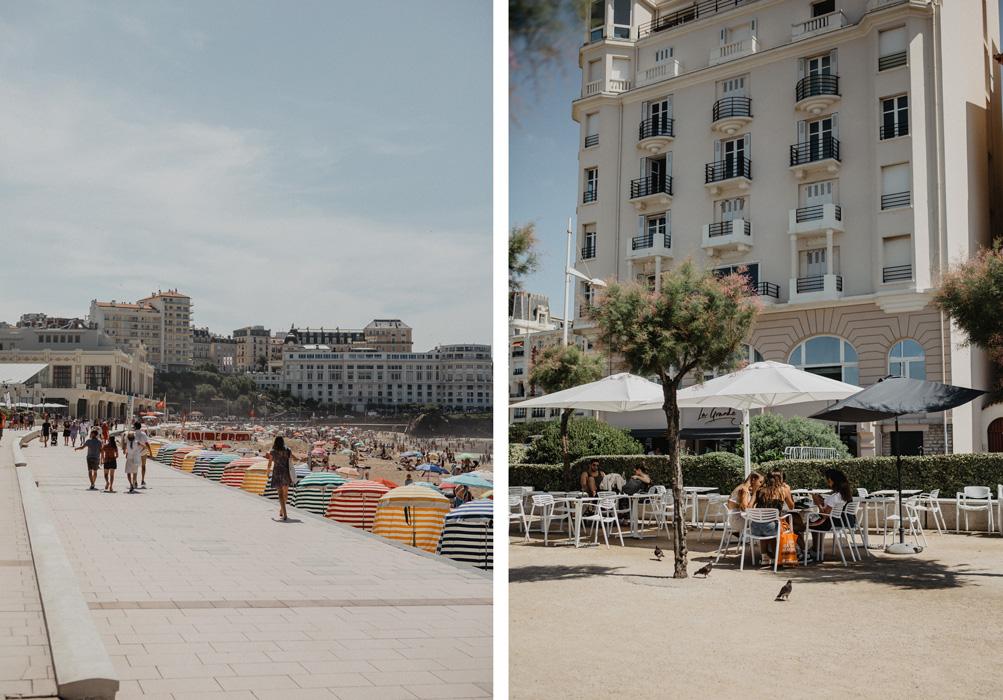 La Grande Biarritz-La Grande Plage