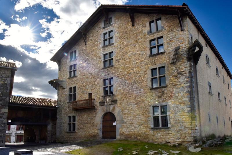 Ospitaléa-Centre d'éducation au Patrimoine-accueil