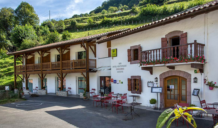 Hotel auberge Erreguina-Vallée des Aldudes
