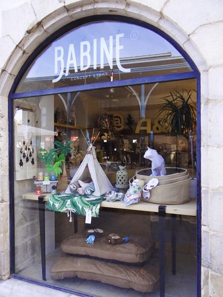 Babine Concept Store pour Chien et Chat-Bayonne
