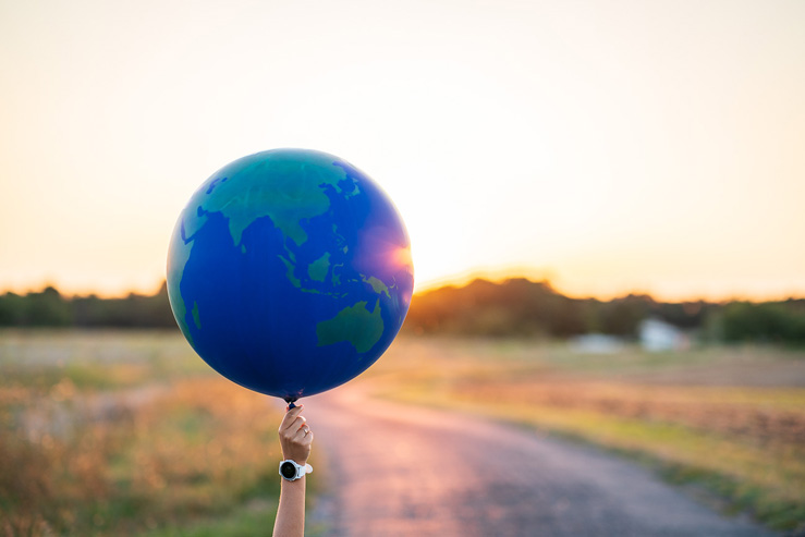 World clean-up day -monde entre nos mains