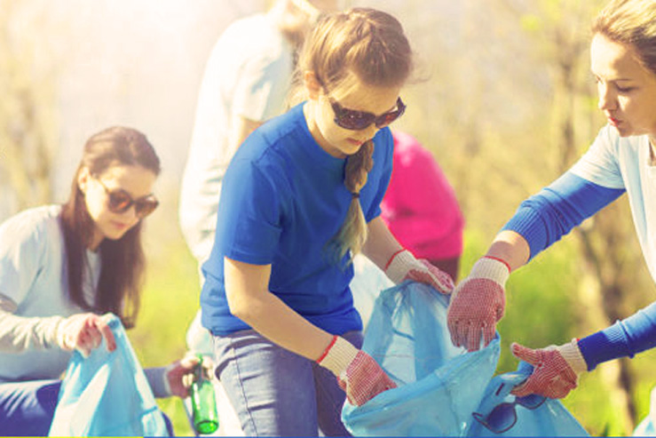 World clean-up day-journée mondiale de grand nettoyage