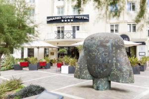 Grand Tonic Hotel Biarritz-Quartier Impératrice