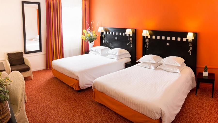 Grand Tonic Hotel Biarritz-chambre confort