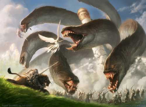 Mythologie Pays Basque-Herensuge dragon