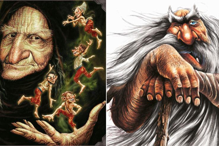 Mythes et légendes du Pays Basque-Mitologika