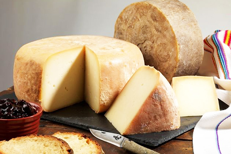 Ossau Iraty-fromage basque-Route du fromage