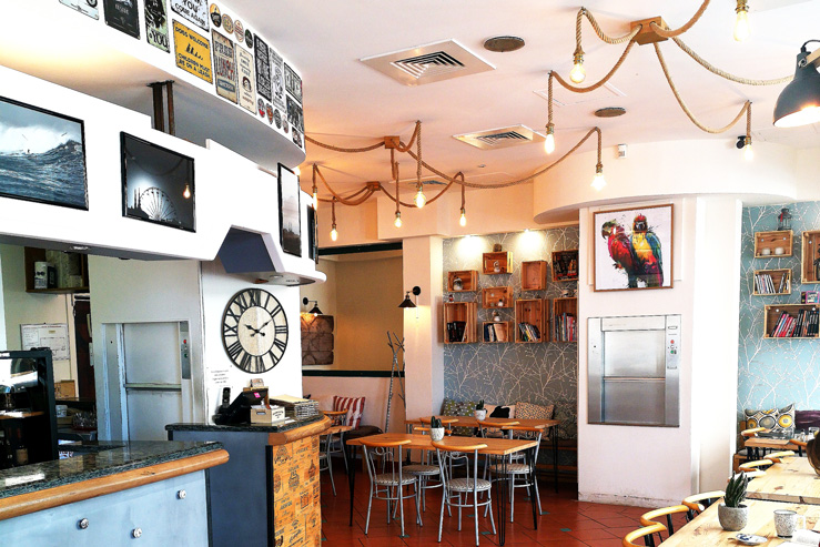 Le Perroquet restaurant-Bayonne