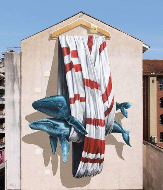 Street-art festival international-Bayonne 2019