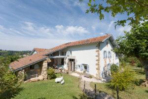 Ferme Elhorga-Saint Pée sur Nivelle