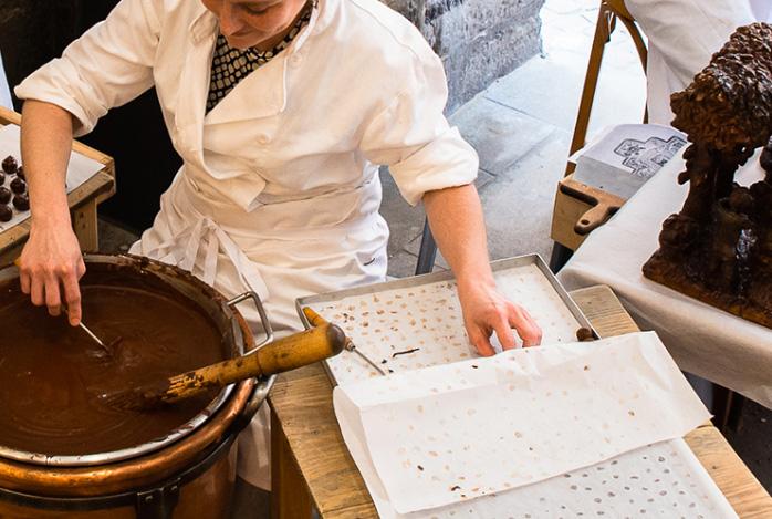 Bayonne-visites guidées-chocolat