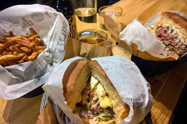 BBR-Burger Bar des Remparts-Bayonne