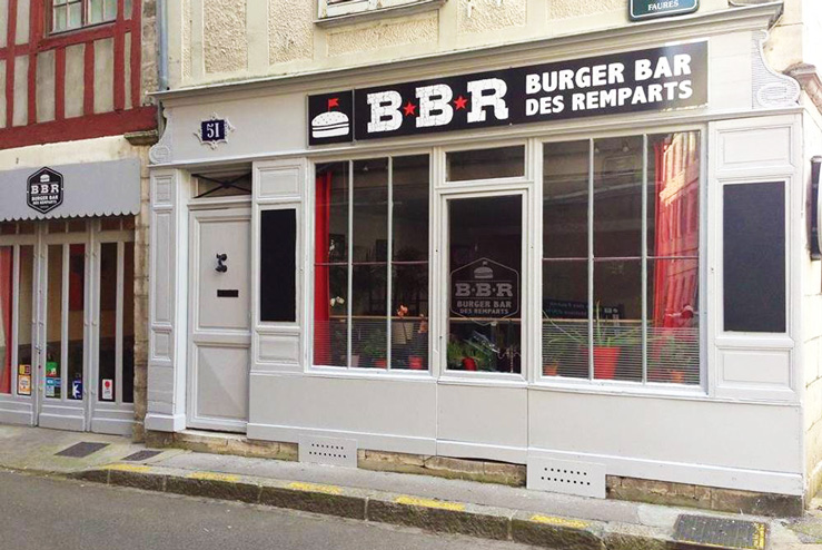 BBR-Burger Bar des Remparts-Bayonne