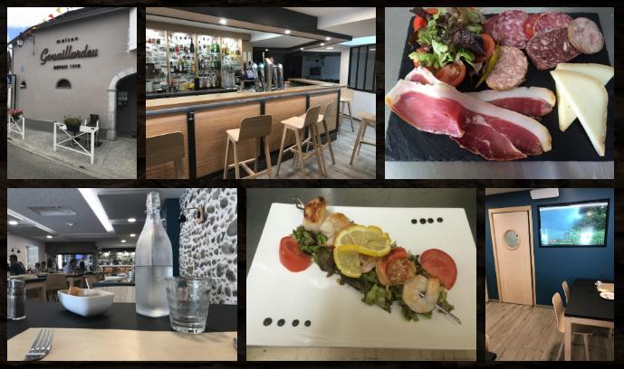 Restaurant Gouaillardeu-Arette-La pierre St Martin