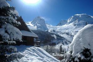 Gourette-Station de ski -Pyrénées