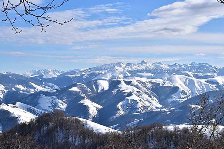 Iraty-Pays Basque-Pyrénées