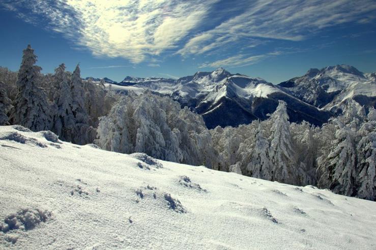 Espace nodique Issarbe-vallée en Baréthous