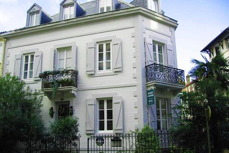 Maison Garnier-hôtel de charme-Biarritz-Pays Basque