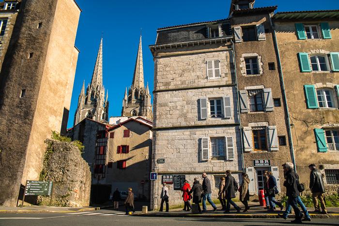 Bayonne-visites guidées Office de tourisme-Vieux Bayonne