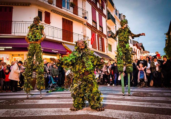 Parade de Noël-Saint-Jean-de-Luz-Pays Basque