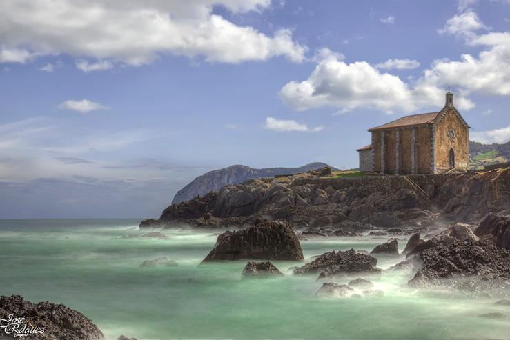 Ermitage de Santa catalina-Mundaka-Euskadi
