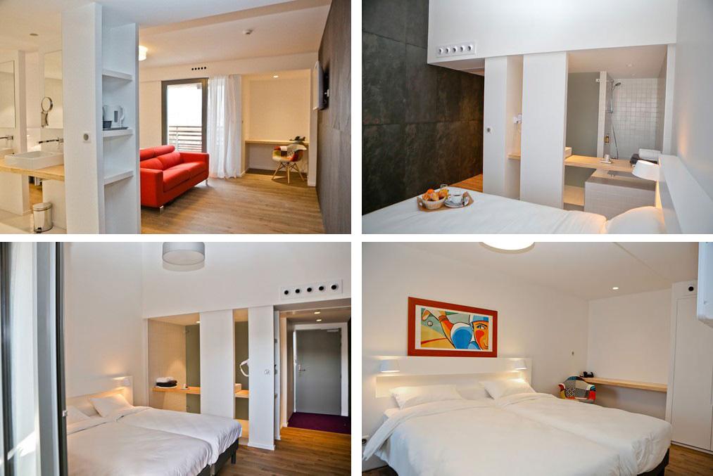 Hotel Santiago-chambres modernes tout confort