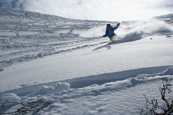 Adèle Hoffmann- a vos snows-école de snow-La Mongie