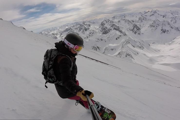 Adele Hoffmann-Ecole apprentissage A vos snows-La Mongie