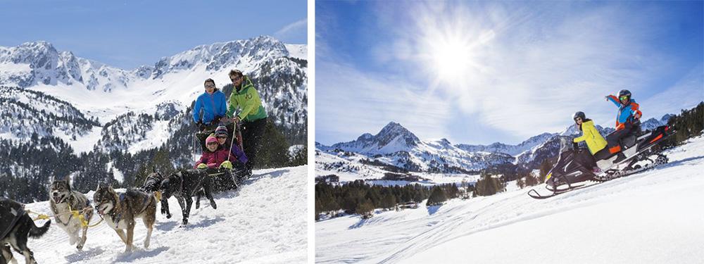 Andorre-activivtés pleine montagne-Andorra Voyage