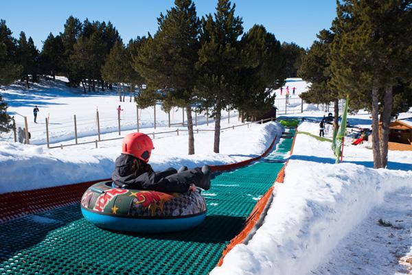 Andorre-parc Naturlandia-Andorra Voyage