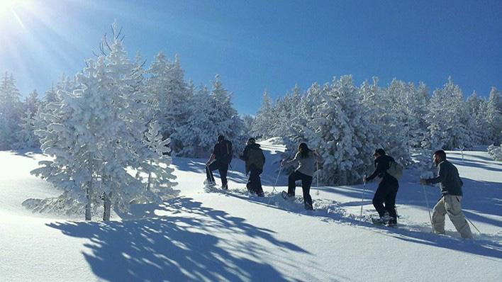 Andorre-activités raquette-Andorra voyage