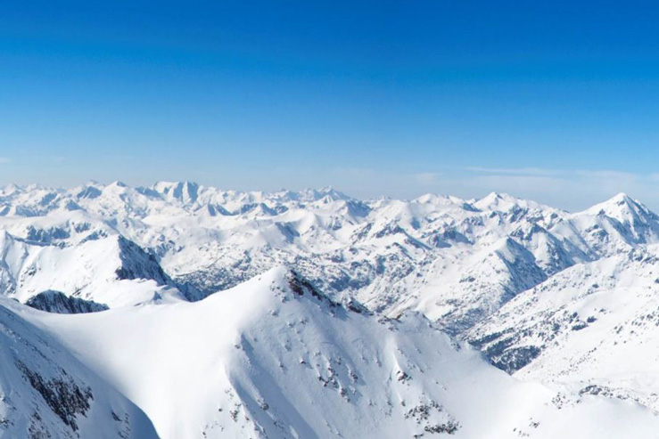 Andorre-hiver-stations de ski