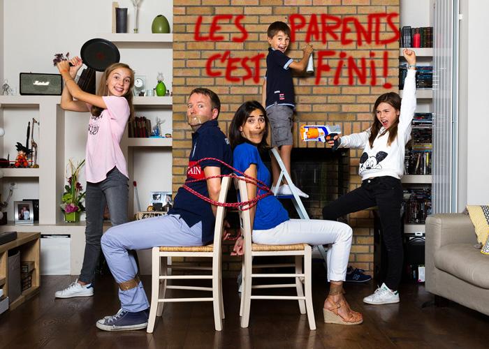 Portrait de Famille-Olivier Boulet Photographe-Biarritz