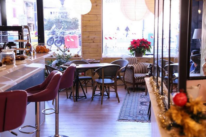 Spot du Linge-café-laverie avec salon-Bayonne